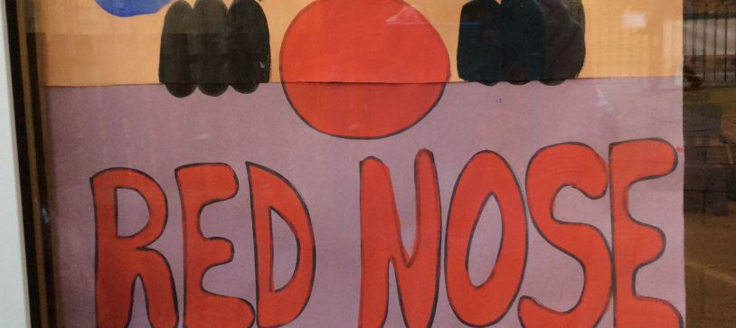 Thank you for your Red Nose Day donations!